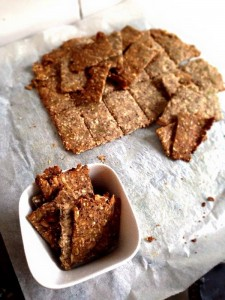 Glutenvrije crackers 4