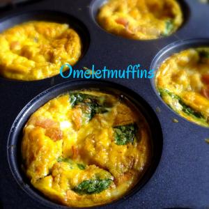 Omeletmuffins