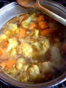 Spicy soepje