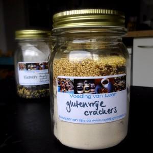 Probeerpot glutenvrije crackers