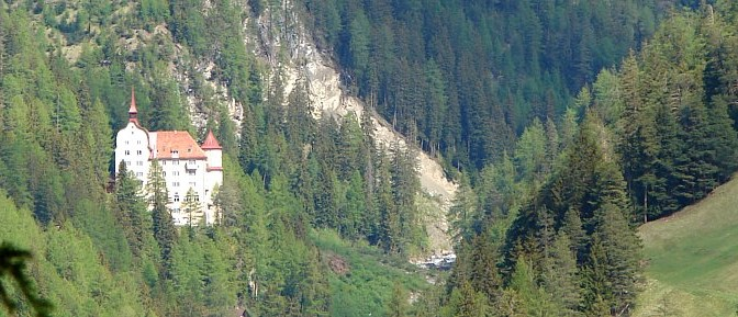 Detoxkuurreis Zwitserland