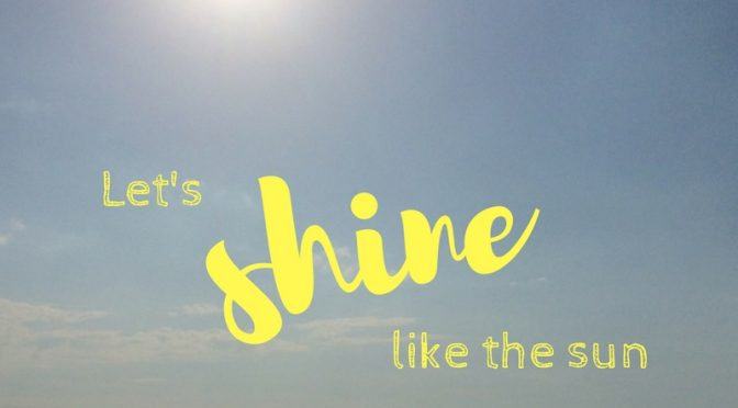 Shine je mee?